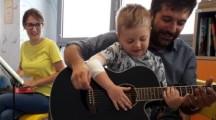 """Varese, in Pediatria arrivano le """"storie suonate"""""""