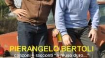 Cantare e raccontare Pierangelo Bertoli: serata con Luca Bonaffini e Marco Dieci