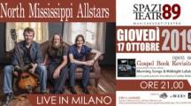 North Mississippi Allstars in concerto allo Spazio Teatro 89 di Milano: evento da non perdere