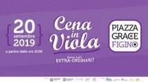 Cena in Viola al Borgo Sostenibile di Figino per la Giornata Mondiale Alzheimer