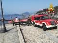 Cade dal traghetto durante traversata Lago Maggiore: attivate le ricerche