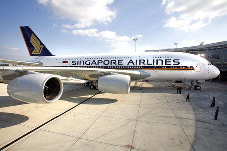 Singapore Airline Picture on Raggiunto L Accordo Con Singapore Airlines  Salvi 5000 Posti Di Lavoro