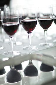 wine A Few Drinks a Week Raises Breast Cancer Riske.