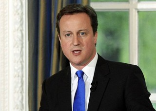 david 320x228 David Cameron: We wont dictate to Scottish Government over referendum.