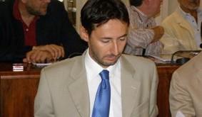 L'assessore Simone Longhini