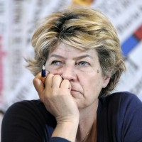 Susanna Camusso segretario Cgil