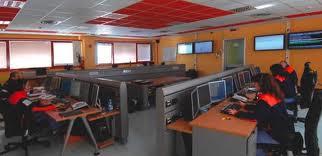 La sede operativa Areu