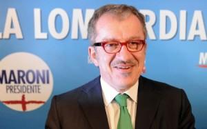 Il Presidente Roberto Maroni