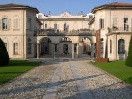 Villa Recalcati sede della Provincia