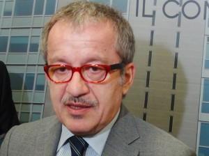 Il presidente Maroni