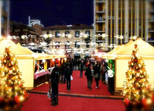 Natale a varese con molti eventi promossi dalla proloco e - Mercatini varese ...