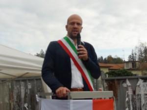 Il sindaco Cavallin