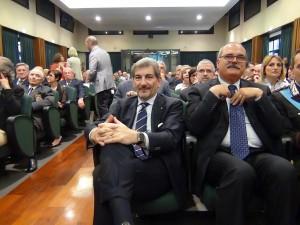 Raffaele Cattaneo (a sinistra)