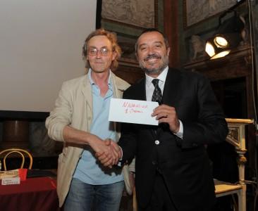 Andrea Vitali (a sinistra)