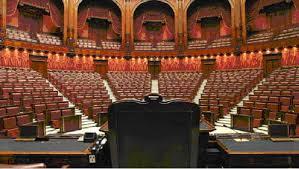 L'Aula del Parlamento