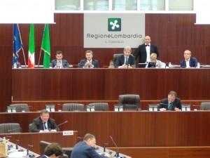La seduta odierna del Consiglio Regionale