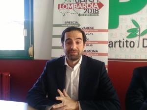 Alessandro Alfieri oggi in sede a Varese