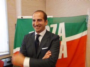 Il coordinatore cittadino di FI Leonardi