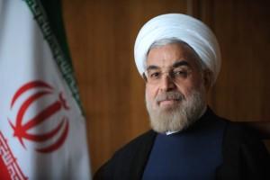 Il presidente iraniano Hassad