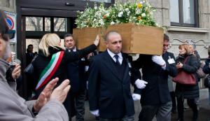 Funerale (foto AFP)