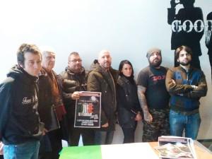 I rappresentanti di movimenti e associazioni di Destra oggi a Varese