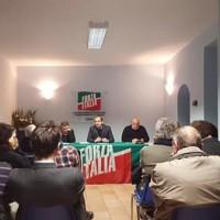 La riunione cittadina di Forza Italia