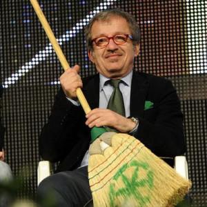 Maroni e la ramazza anti corruzione