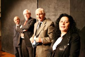 3. Inaugurazione del ridotto Luigi Pirandello, sala piccola del teatro Sociale di Busto Arsizio.