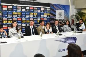 Conferenza stampa Dacia Family Project rid