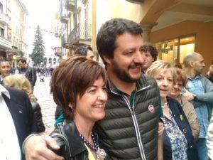 Tra la gente in Corso Matteotti