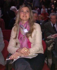 Maria Chiara Gadda oggi al Santuccio