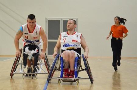 Karol Szulc e Nicola Damiano