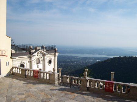 Panorama del Museo Baroffio