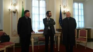 Don Sandri oggi a Varese