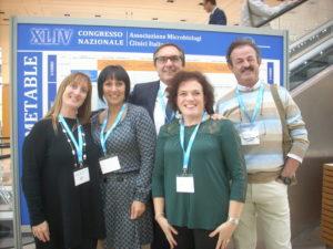 Microbiologi dell'Amci ospedale di Legnano