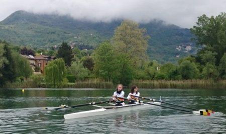 Elisa Caria e Silvia Portaluppi