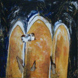 Francesco Biondo, I guardiani delle tre porte del paradiso, 2006