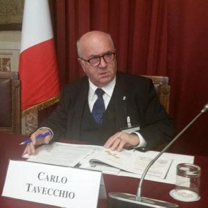 Tavecchio Presidente Federcalcio