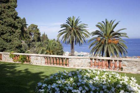 Villa della Pergola_vista golfo di Alassio_Archivio Villa della Pergola