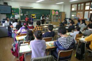 classe-scolastica