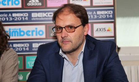 L'ex presidente Stefano Coppa