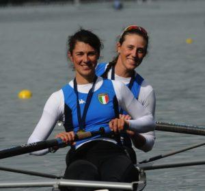 Sara Bertolasi e Alessandra Patelli