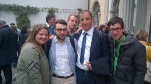 Orrigoni tra i Giovani Padani