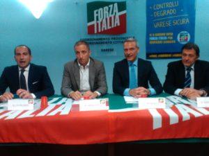 Leonardi, Orrigoni, Marsico e Battaglia