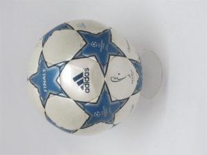 Pallone finale di Istanbul