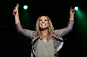Anastacia at the Tent Festival Ruhr