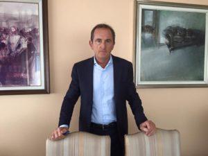 Il sindaco Antonelli
