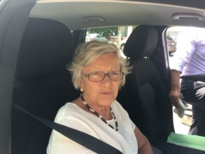 Silveria Giudici, ex professoressa in pensione