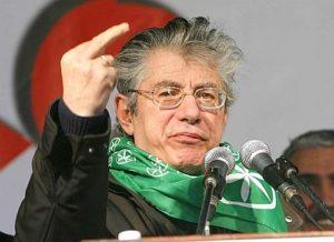 Umberto Bossi (foto Luca Bruno)