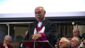 Il professore Fabio Rugge
